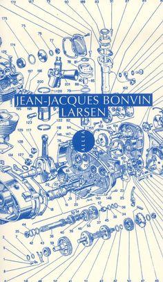 Larsen, Jean-Jacques Bonvin, éd. Allia