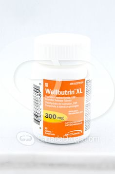 Wellbutrin XL 300mg - Manufactured by Biovail(TM) All trade-mark rights associated with the brand name product belong to their respective owners.