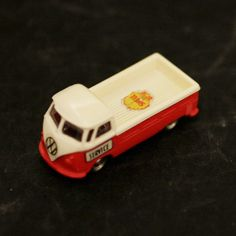 Vintage SHELL SERVICE LEGO VW Van / Bus / Pick up / Scale 1/87 H0 Model SEE PIX | http://www.cyan74.com