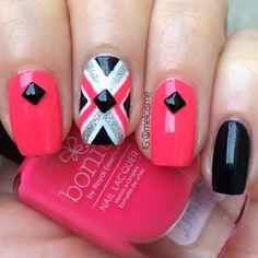 Instagram media by melcisme  #nail #nails #nailart