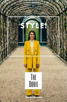 Schon seit letztem Jahr hält sich die Farbe Gelb wacker in den Fashion-Trends und auch ich bin ihr verfallen. So ist mein diesjähriges Oster-Outfit nicht nur wahnsinnig elegant, sondern auch ein zeitloser Hingucker. Outfits Casual, Mein Style, Elegantes Outfit, Opus, Confident Woman, Colorful Fashion, Neue Trends, Color Pop, Outfit Of The Day