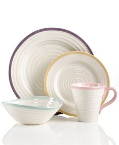 Portmeirion Dinnerware, Sophie Conran Carnivale Collection - Dinnerware - Dining & Entertaining - Macy's