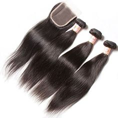B&F Hair 7a Brazilian Virgin Straight Hair Weave 3 Bundles with 1 Piece 3 Part Lace Frontal Closure 100% Unprocessed Human Hair Extensions Natural Color (20 22 24+16closure)  http://www.thecoiffeur.com/bf-hair-7a-brazilian-virgin-straight-hair-weave-3-bundles-with-1-piece-3-part-lace-frontal-closure-100-unprocessed-human-hair-extensions-natural-color-20-22-2416closure/