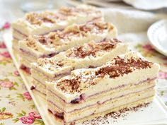 Tiramisu, Food And Drink, Cooking Recipes, Sweets, Drinks, Cake, Ethnic Recipes, Drinking, Beverages