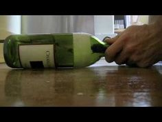 how to cut bottles with a dremel tool