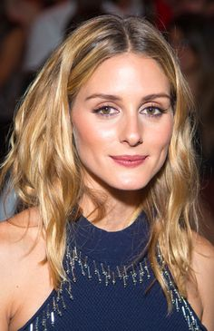 Olivia Palermo attends the Jonathan Simkhai fashion show during September 2016
