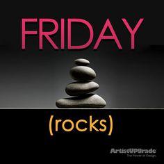Happy Friday! #Friday