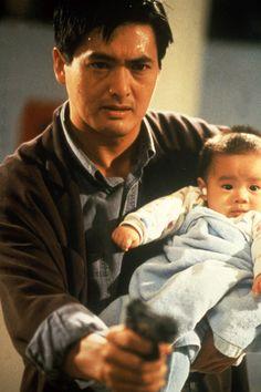 Chow Yun-Fat, Hard Boiled (1992)