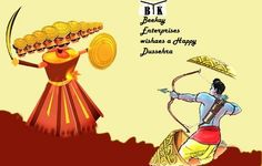 #BeekayEnterprises wishes all a #HappyDussehra