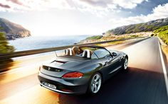 To make the competition more intense between the top German auto majors, BMW brings a revamped version of one of its highly rated sports car, BMW Z4 Roadster - BMW has added to the sports car's dynamism. (Photo Courtesy: CarDekho )