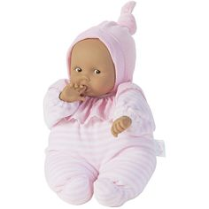 Corolle 11 inch 'My First' Babipouce Doll - African American - FAO Schwarz®