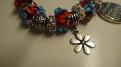 Check out this item in my Etsy shop https://www.etsy.com/es/listing/244539830/bracelet-murano-bracelet-lampwork