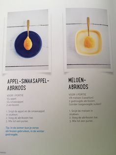 appel sinaansappel abrikoos / meloen abrikoos Baby Meals, Kids Meals, Little Boy And Girl, Boy Or Girl, Oscar Food, Baby Puree, Food Humor, Kids And Parenting, Baby Food Recipes