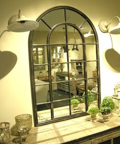 1000 images about house stuff on pinterest girls for Miroir style atelier