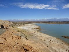 Lago Dique Cuesta del Viento - San Juan