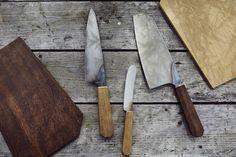 Dependiendo del tipo de corte, deberemos de elegir un cuchillo u otro. Kitchen Knives, Oven, Mistress, Getting To Know, Cook