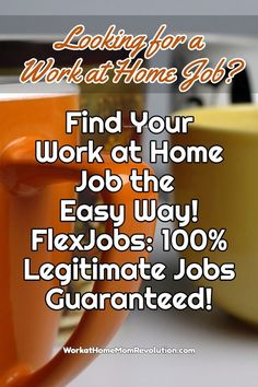Make Money Fast Online - FlexJobs: Find a Work at Home Job the Easy Way! - Work at Home Mom Revolution *** Take a look at even more at the photo link