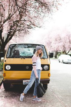Vans are not just one thing and neither are you. Today is all about the Old Skool. We are loving how fashion blogger, Chelsea Lankford styled hers! Show us how you wear them with #MyVans. Photography: Michele Equitz