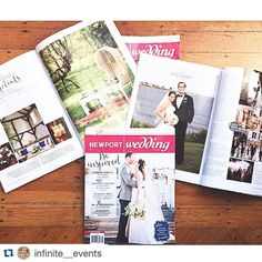 Woo hoo! So thrilled to have this wedding published! It was so incredible working with @infinite__events and Ashley and Daniel! And in Newport!  We are excited to have another design spread and a wedding feature with Newport Wedding Magazine! #newportri #newportweddings #weddingfeature #infinitevents #weddingplanner #weddingdesigner #styledshoot #plannerpowers #magazinefeatures #awesome @lauriebaileyphoto  @thechanler