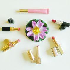 Summer lip colours