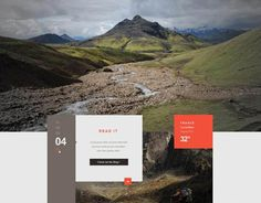 """Check out this @Behance project: """"Web   OBH Landing Page Concept"""" https://www.behance.net/gallery/9629299/Web-OBH-Landing-Page-Concept"""