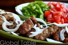 This is meal as I cook and eat food from all around the world. The incredible flavors of Bosnia and Herzegovina will suit th… Shopska Salad, Bosnian Recipes, Bosnian Food, Ground Lamb, National Dish, Pita Bread, Winter Food, Winter Meals, Cafe Food