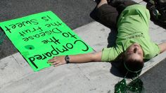 Pictures from the Mayday 2013 Lyme Rally in Washington DC