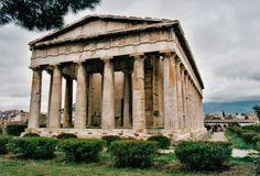 Scuola di viaggio: L'agorà di Atene - il giardino degli dei