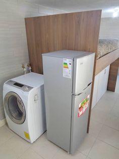 M s de 25 ideas incre bles sobre secadora de ropa en pinterest victorian drying racks - Rack lavadora secadora ...