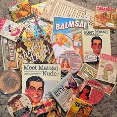 The Balm is the @thebalm_cosmetics