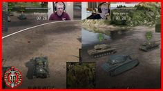 World Of Tanks Cromwell B Epic carry with ARL 44