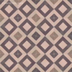 Cement Tile Shop - Encaustic Cement Tile | Carter