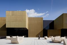 International Centre for the Arts Jose de Guimarães / Pitagoras Arquitectos