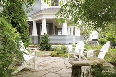 Remaking History - Maine Home + Design