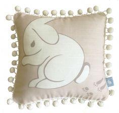 Rabbit Pillow Natural now featured on Fab. Kids Lamps, Boy Girl Room, Make Design, Kids Bedroom, Bedroom Ideas, Tech Accessories, Alice In Wonderland, Diy Gifts, Rabbit