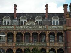 Royal Waterloo Hospital, Southwark