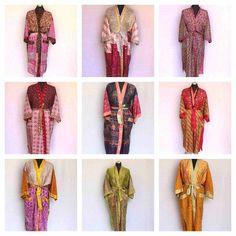 Boho Kimono, Floral Kimono, Silk Kimono, Quality Lingerie, Festival Outfits, Festival Clothing, Jackets For Women, Clothes For Women, Traditional Fashion