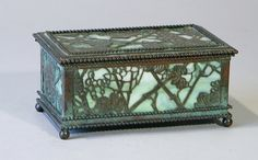 A beautiful Tiffany box