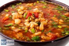 Healthy Eating Recipe - White Bean & Turkey Chili