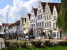 'Friedrichstadt – Ansichtssache 09' von Dirk h. Wendt bei artflakes.com als Poster oder Kunstdruck $18.03
