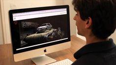 Automatic Amarok Website Volkswagen AlmapBBDO
