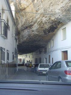 #Setenil, #Cadiz, Costa de la Luz, #elpez