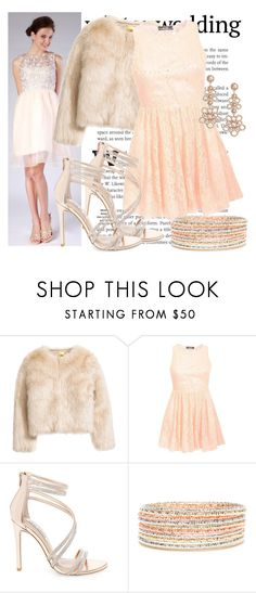 """""""414. Winter Wedding"""" by slovak-queen1997 ❤ liked on Polyvore featuring Pilot, Steve Madden and Kate Spade"""