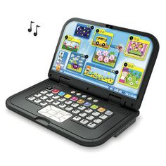 My First Laptop Trainer - Toys, Games, Electronics & Crafts – Educational, Imaginative & Fun