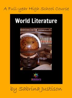 World Literature: A Full-Year High School Course. 1 credit. 1 full year. Easily adaptable to 3 levels (Average High School, College Prep or Honors) using the included suggestions. $24.99 for 9 titles.
