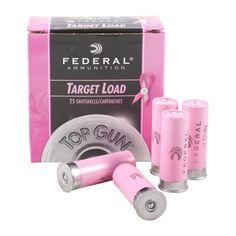 12 Ga Top Gun Pink Shotgun Ammo