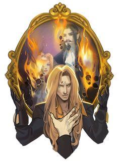 Castlevania Dracula, Alucard Castlevania, Castlevania Netflix, Castlevania Lord Of Shadow, Castlevania Games, Character Inspiration, Character Design, Manga Anime, Trevor Belmont