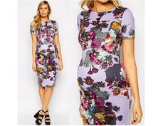 264d7ebb567 Stylist s Pick  Spring Baby Shower Dresses that Work for Late Pregnancy  (REALLY!)