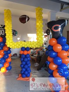 Sports Decor, I Party, Party Supplies, Gym Equipment, Balloons, Exercise, Gifts, Ejercicio, Globes