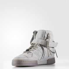 innovative design 1886b 235ab adidas - FORUM HI MOC SHOES Stone  Ice Grey B27682 Mens High Top Shoes,